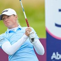 ステーシー・ルイスが4人のプレーオフを制し、3年ぶりのツアー優勝を遂げた(提供:Paul Severn/LPGA) 2020年 ASIスコットランド女子オープン 最終日 ステーシー・ルイス