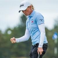 母は強し(Tristan Jones/LPGA) 2020年 ASIスコットランド女子オープン 最終日 ステーシー・ルイス
