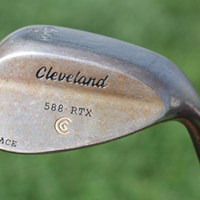 クリーブランドのウェッジ。2013年モデルだ(提供GolfWRX、PGATOUR) ジム・ハーマンのウェッジ