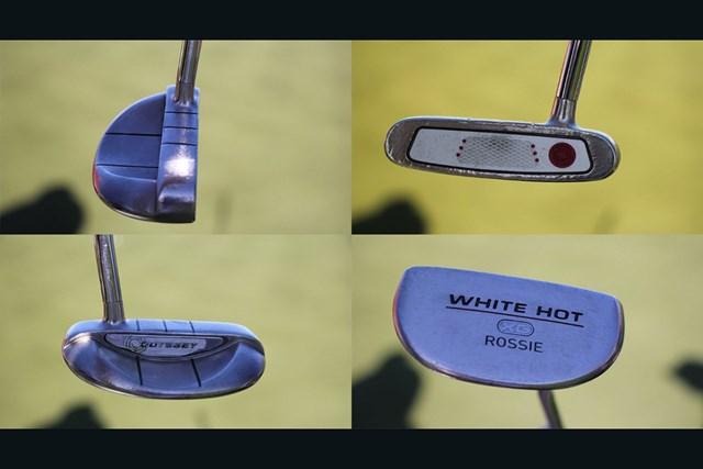 2020年 PGAツアーオリジナル ブラント・スネデカー ブラント・スネデカーのパター(画像提供:GolfWRX、PGATOUR)