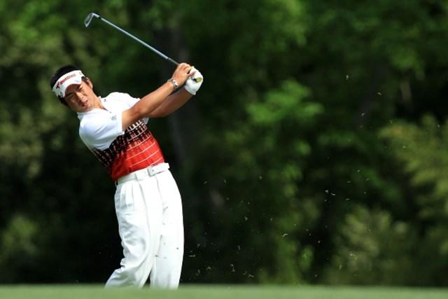池田勇太は31位タイに浮上。健闘を続けている (David Cannon /Getty Images)