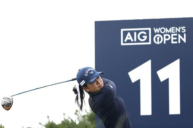 2020年 AIG女子オープン 事前 河本結 初のメジャー挑戦(R&A、Getty Images)