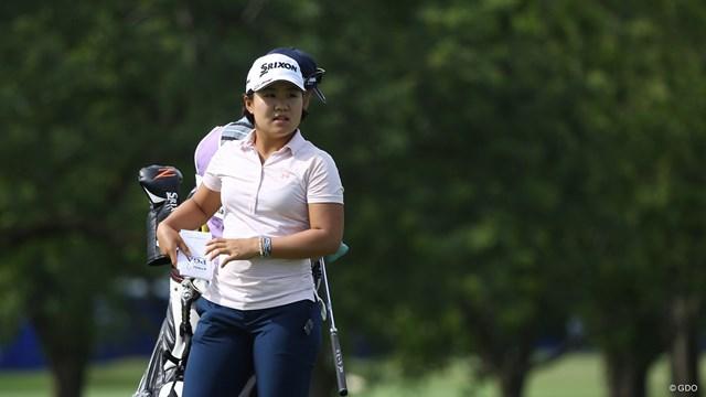 畑岡奈紗 2017年の「KPMG女子PGA選手権」でメジャー初出場