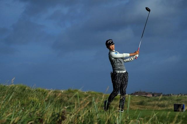 上田桃子は「全英女子」でかつての主戦場に(R&A、Getty Images)