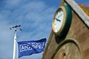 2020年 AIG女子オープン(全英女子)  3日目 ロイヤルトゥルーンGC