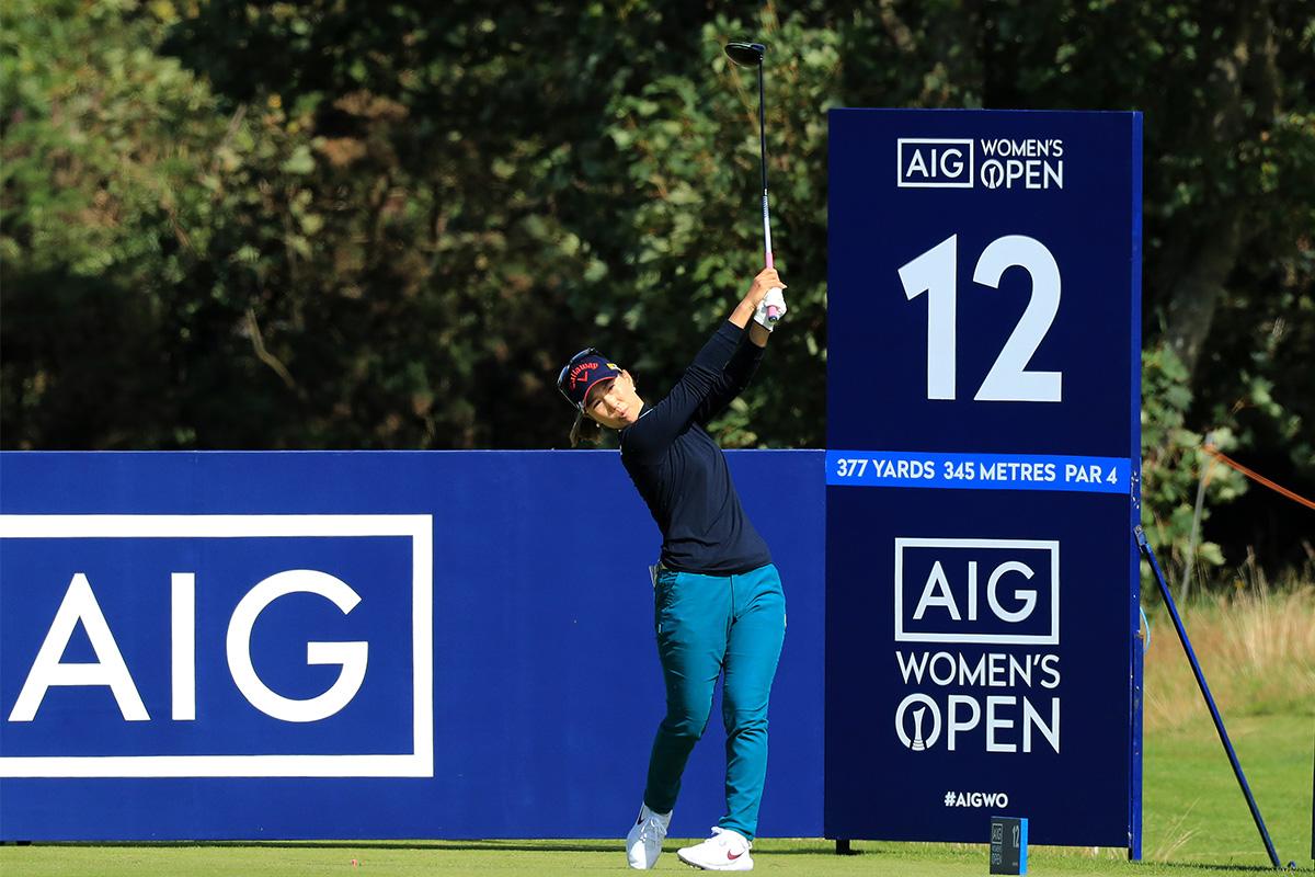 Photo of 【速報】上田桃子「68」で通算5オーバー/全英女子3日目 | ゴルフダイジェスト・オンライン