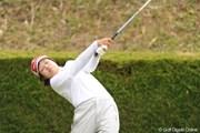 2010年 スタジオアリス女子オープン 最終日 野村敏京