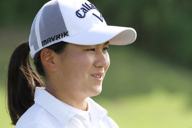 """2020年 The """"One"""" Junior Golf Tournament 初日 梶谷翼 「目標がない状況で頑張るのはきつかった」と本音を漏らした"""