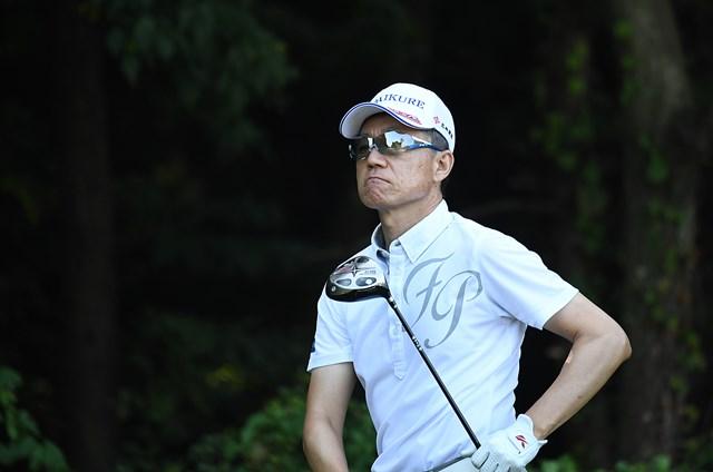 2020年 プロゴルファー誕生100周年記念 ISPS HANDA コロナに喝!シニアトーナメント 最終日 田村尚之 シニア入りを機にプロとなった田村尚之(提供:日本プロゴルフ協会)