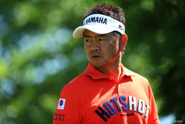 2019年 関西オープンゴルフ選手権競技 初日 藤田寛之 藤田寛之がシニアデビューを果たす(写真は2019年「関西オープン」)