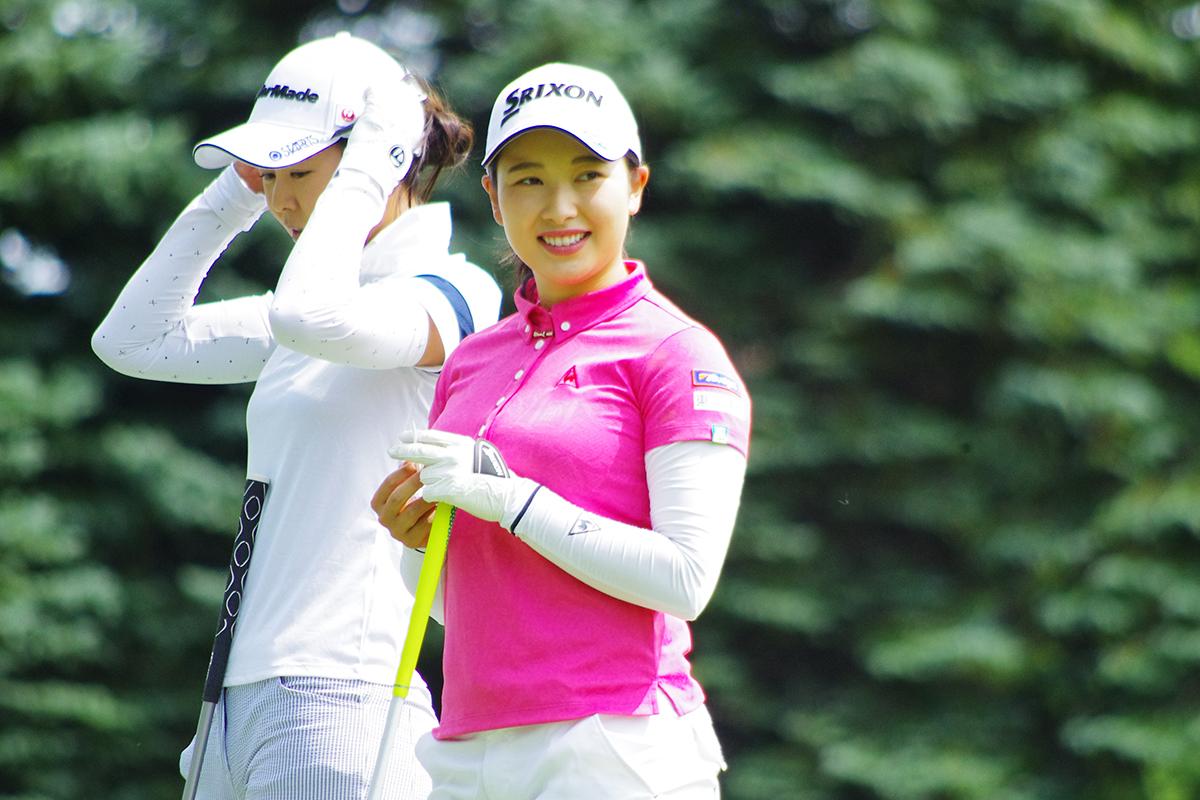 想像しただけでヤバかった」 小祝さくらは姉弟子・上田桃子の姿に畏怖【国内女子ツアー LPGA】|GDO ゴルフダイジェスト・オンライン