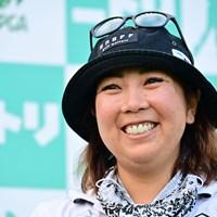 7アンダーで首位発進を決めた大城さつき (Atsushi Tomura/Getty Images) 2020年 ニトリレディスゴルフトーナメント 初日 大城さつき