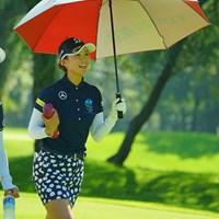 SUMMER(代表撮影/中野義昌) 2020年 ニトリレディスゴルフトーナメント 2日目 金澤志奈
