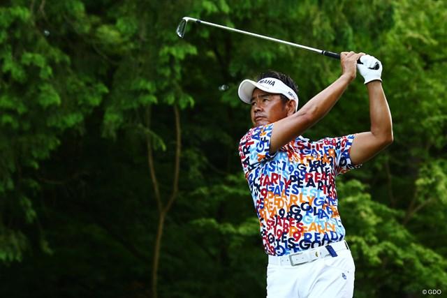 2020年 マルハンカップ 太平洋クラブシニア 最終日 藤田寛之 藤田寛之はシニアデビュー戦での優勝とはいかなかった