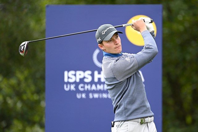 注目は前週の「ISPS HANDA UK選手権」で優勝したラスムス・ホイガールト(Ross Kinnaird/Getty Images)