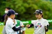 2020年 ゴルフ5レディス プロゴルフトーナメント 初日 安田祐香