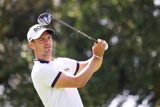 35歳になったカイマー。復活優勝へ2位につけた(Mateo Villalba/Quality Sport Images/Getty Images)