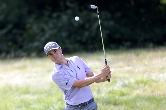 ジャスティン・トーマス※写真は2020年「ノーザントラストオープン」(Photo by Rob Carr Getty Images) 2020年 PGAツアーオリジナル ジャスティン・トーマス
