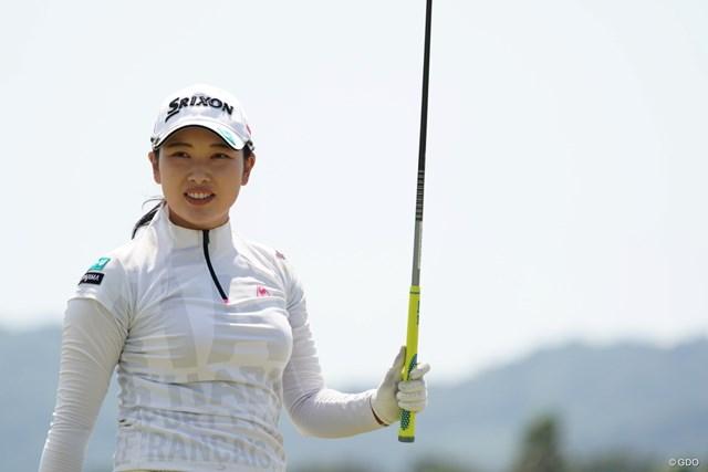 2020年 日本女子プロゴルフ選手権大会コニカミノルタ杯 事前 小祝さくら メジャー大会への認識を変えてみた?