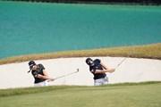 2020年 日本女子プロゴルフ選手権大会コニカミノルタ杯 事前 青木瀬令奈 成田美寿々