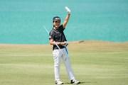 2020年 日本女子プロゴルフ選手権大会コニカミノルタ杯 事前 青木瀬令奈