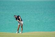 2020年 日本女子プロゴルフ選手権大会コニカミノルタ杯 事前 成田美寿々
