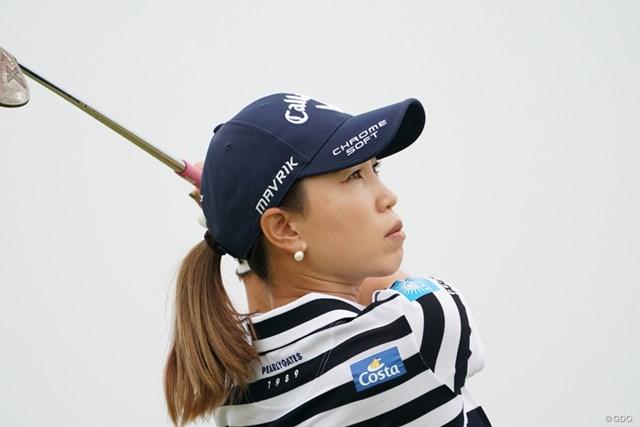2020年 日本女子プロゴルフ選手権大会コニカミノルタ杯 事前 上田桃子 そろそろメジャー無冠も卒業したい!