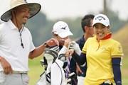 2020年 日本女子プロゴルフ選手権大会コニカミノルタ杯 事前 田中瑞希