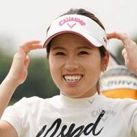 スマイルちゃん 2020年 日本女子プロゴルフ選手権大会コニカミノルタ杯 事前 西村優菜