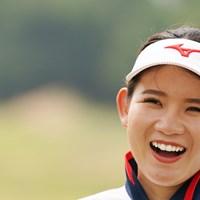 いい顔してまんな~ 2020年 日本女子プロゴルフ選手権大会コニカミノルタ杯 事前 吉本ひかる