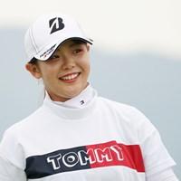 ええやろ~笑顔 2020年 日本女子プロゴルフ選手権大会コニカミノルタ杯 事前 吉田優利