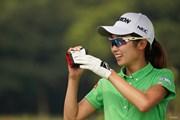 2020年 日本女子プロゴルフ選手権大会コニカミノルタ杯 事前 安田祐香