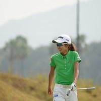 まだ練習日 2020年 日本女子プロゴルフ選手権大会コニカミノルタ杯 事前 安田祐香