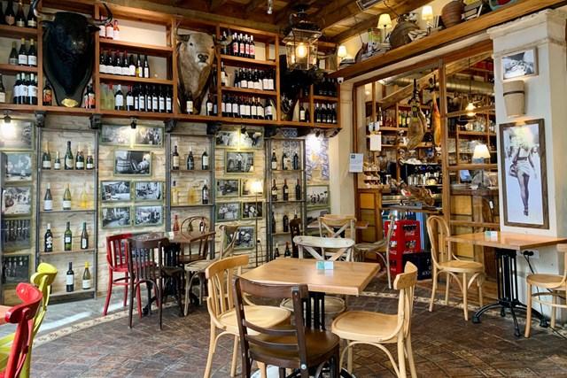 セビーリャのステキなレストラン