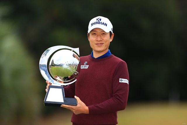 2019年 カシオワールドオープンゴルフトーナメント 最終日 キム・キョンテ 例年シード権争いが盛り上がる11月末のカシオワールドオープンも中止に