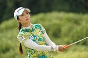 2020年 日本女子プロゴルフ選手権大会コニカミノルタ杯 初日 菊地絵理香