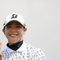4アンダー5位タイ、いいスタート 2020年 日本女子プロゴルフ選手権大会コニカミノルタ杯 初日 吉田優利
