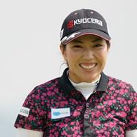 りっちゃん、いい顔してる~ 2020年 日本女子プロゴルフ選手権大会コニカミノルタ杯 初日 笠りつ子