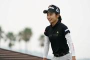 2020年 日本女子プロゴルフ選手権大会コニカミノルタ杯 初日 安田祐香