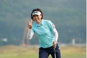 2020年 日本女子プロゴルフ選手権大会コニカミノルタ杯 初日 大山志保