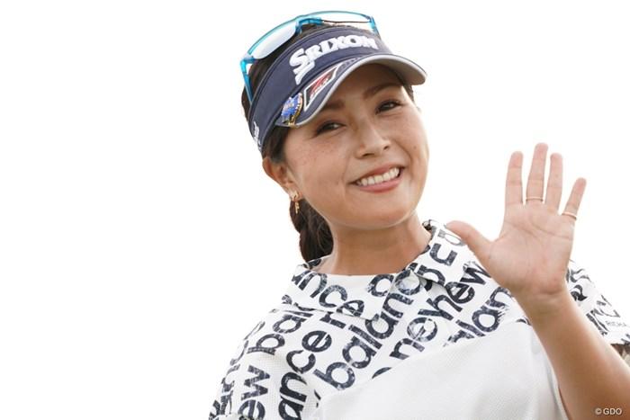 トップタイ発進、明日もこの調子で頼みます 2020年 日本女子プロゴルフ選手権大会コニカミノルタ杯 初日 青木瀬令奈