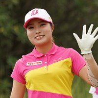 6アンダー2位タイ、うまいもんだね 2020年 日本女子プロゴルフ選手権大会コニカミノルタ杯 2日目 高橋彩華