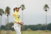 2020年 日本女子プロゴルフ選手権大会コニカミノルタ杯 2日目 安田祐香