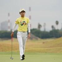難しいんだ 2020年 日本女子プロゴルフ選手権大会コニカミノルタ杯 2日目 安田祐香