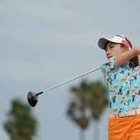 後半惜しかったな~ 2020年 日本女子プロゴルフ選手権大会コニカミノルタ杯 2日目 木村彩子