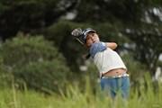 2020年 日本女子プロゴルフ選手権大会コニカミノルタ杯 2日目 青木瀬令奈
