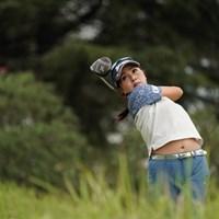 23位タイ、まだまだこれから 2020年 日本女子プロゴルフ選手権大会コニカミノルタ杯 2日目 青木瀬令奈