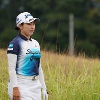上位争いも、どこか落ち着いた雰囲気の小祝さくら 2020年 日本女子プロゴルフ選手権大会コニカミノルタ杯 2日目 小祝さくら