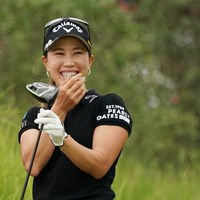 現場で事件は起きているとさ 2020年 日本女子プロゴルフ選手権大会コニカミノルタ杯 2日目 上田桃子