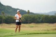 2020年 日本女子プロゴルフ選手権大会コニカミノルタ杯 2日目 吉川桃